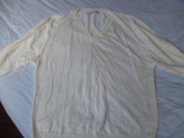 Leinen-Pullover