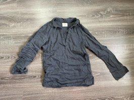 H&M L.O.G.G. Blusa de lino multicolor