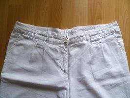 bpc bonprix collection Linen Pants white linen
