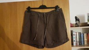 Vero Moda Shorts marrone-grigio