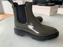 Lemon Jelly Chelsea Boots grün