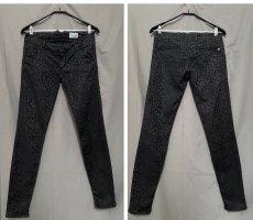 MET Jeans skinny nero Cotone