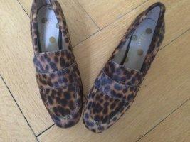 Boden Loafers donkerbruin-lichtbruin