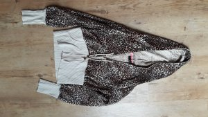 Tally Weijl Hooded Vest bronze-colored-natural white