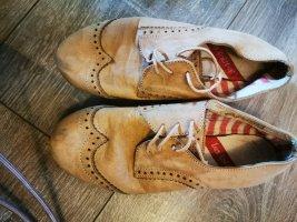 Les Lolitas Budapest schoenen nude