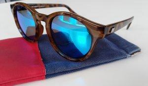 LeSpecs HEY MACARENA Ice Blue Revo Mirror Lens Sonnenbrille