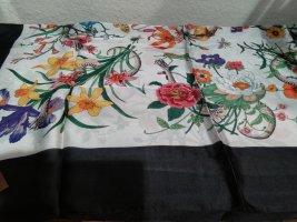 Gucci Panno di seta multicolore Seta