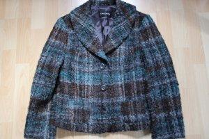 Betty Barclay Blazer en laine multicolore laine