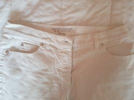 Weber Hoge taille jeans wit Katoen