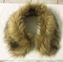 LETZTER PREIS! HALLHUBER Fellkragen Fake Fur