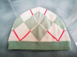 H&M Sombrero de punto multicolor