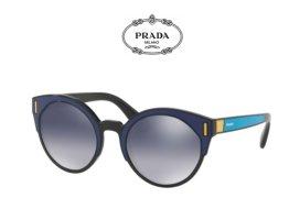 Letzter Preis Prada Sonnebrille Neu blau türkis
