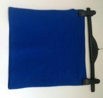 Zara Trafaluc Spódnica ze stretchu niebieski