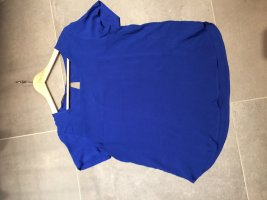 leuchtend blaues Blusenshirt von ONLY