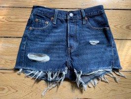 Levi's 501 High-Waisted Shorts