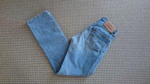 Levi's 501 Jeans original vintage stonewashed W26 L30 XS/34
