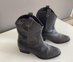 Levi's Chukka boot gris-noir cuir