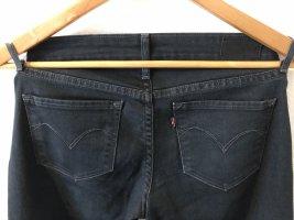 Levi's Jeans slim gris ardoise-bleu foncé