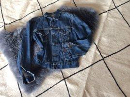 Levi's Jeans Jacke//Blue//Denim//Original//Größe S