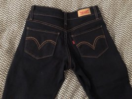 Levi's Jeans Skinny dunkelblau