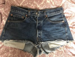 LEVI'S Jeansshorts high waist Original
