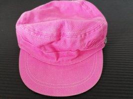 Levi's Cappello con visiera rosa