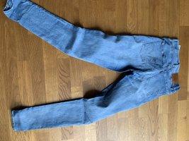 Levi's Jeansy z wysokim stanem Wielokolorowy Bawełna
