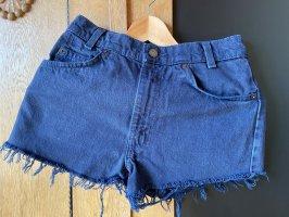 Levi's Jeansowe szorty ciemnoniebieski