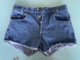 Levi's Hot Pants azure