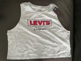 Levis Crop Top