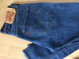 Levi's Boyfriend Jeans blue