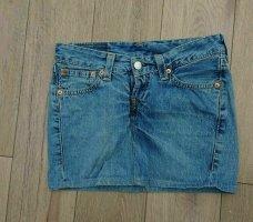 Levi's Spódnica mini niebieski neonowy