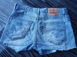 LEVI STRAUSS & CO Short en jean bleuet