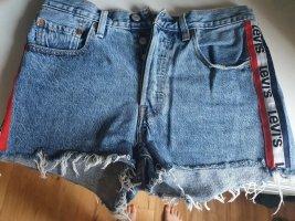 levis jeansshorts 501