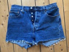 Levis Shorts 501 Gr. 28 High Waist