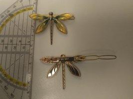 Libellen-Haarklammern