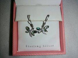 Contessa di capri Silver Earrings silver-colored-azure