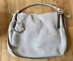 Liebeskind Pouch Bag white-natural white leather
