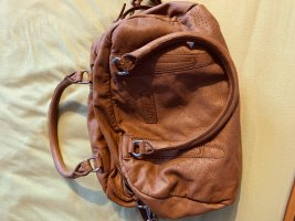 Liebeskind Handbag camel leather