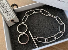 Liebeskind Berlin Silver Bracelet silver-colored