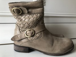 Liebeskind Berlin Ankle Boots oatmeal leather