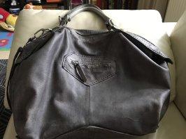 Liebeskind Berlin Carry Bag grey leather