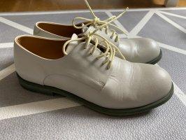 Liebeskind Chaussures à lacets crème