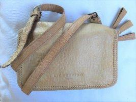 Liebeskind Shoulder Bag sand brown leather
