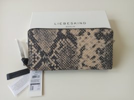 Liebeskind Berlin Wallet multicolored leather