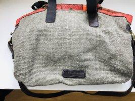 Liebeskind Handbag light grey-magenta