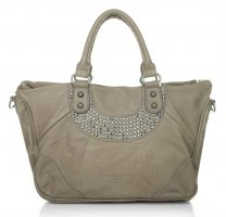 Liebeskind Handbag light grey