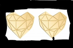 Liebeskind Gold Earring gold-colored