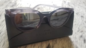 Liebeskind Occhiale da sole spigoloso grigio