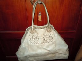 Liebeskind Shopper, champagnerfarben, Used-Look